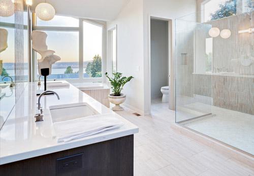 Bathroom Remodel Plumbing Services